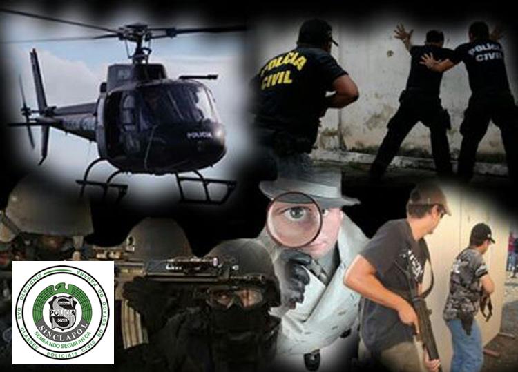 Hoje é Dia do Investigador de Polícia Civil