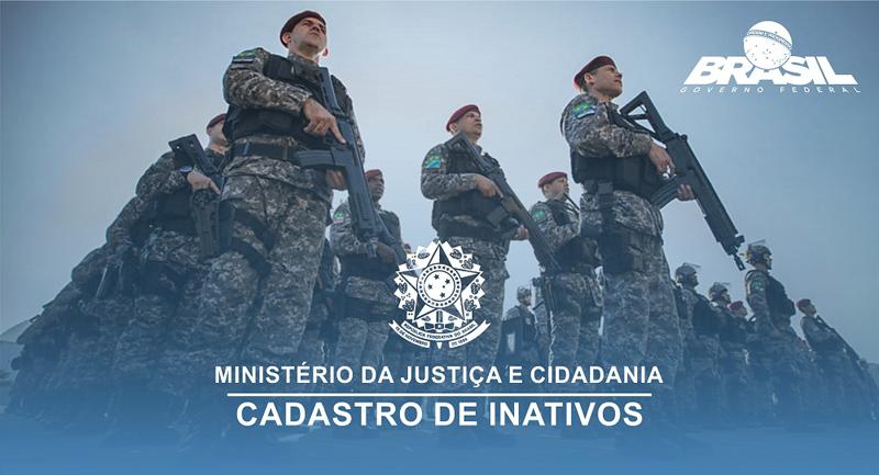 Cadastro de Inativos da Força Nacional