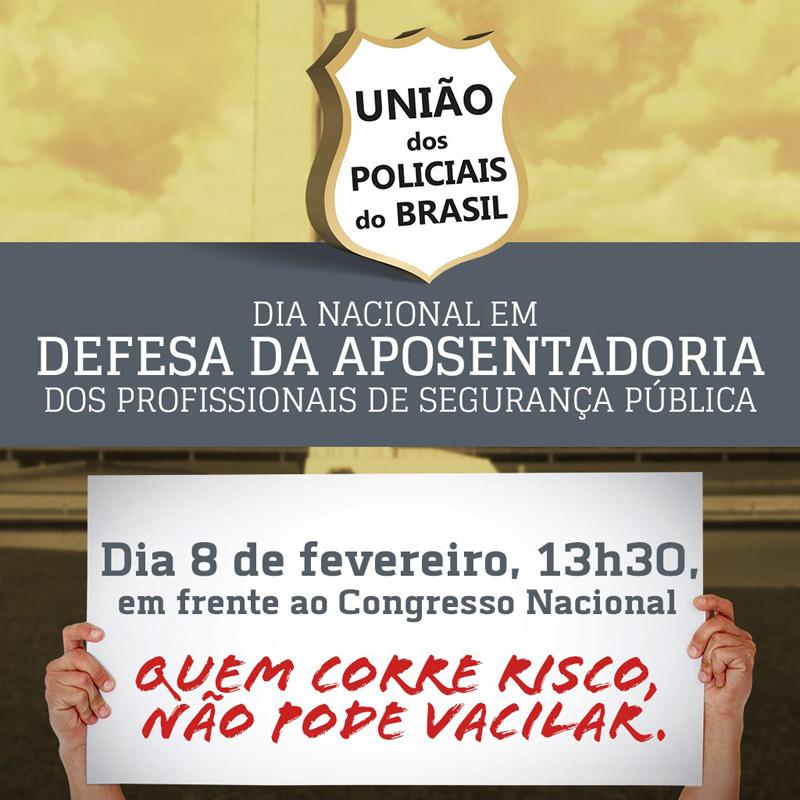 CONVOCAÇÃO DOS POLICIAIS CIVIS!
