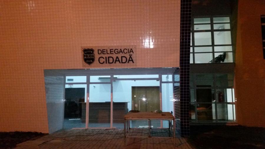 """Moradores do Litoral acionam MP-PR para  que Delegacia Cidadã não vire """"cadeião"""""""