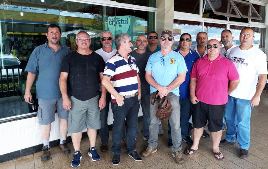 Diretores do Sinclapol, Sindipol e Feipol-Sul estão em Brasília