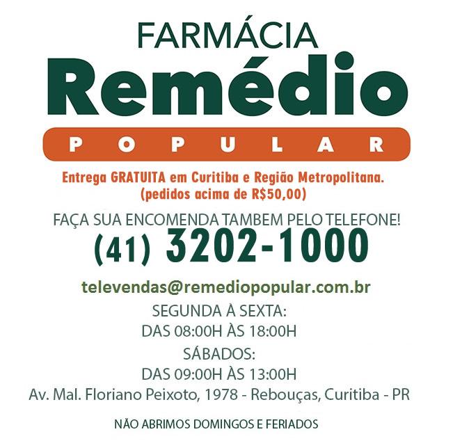 Farmácia Remédio Popular