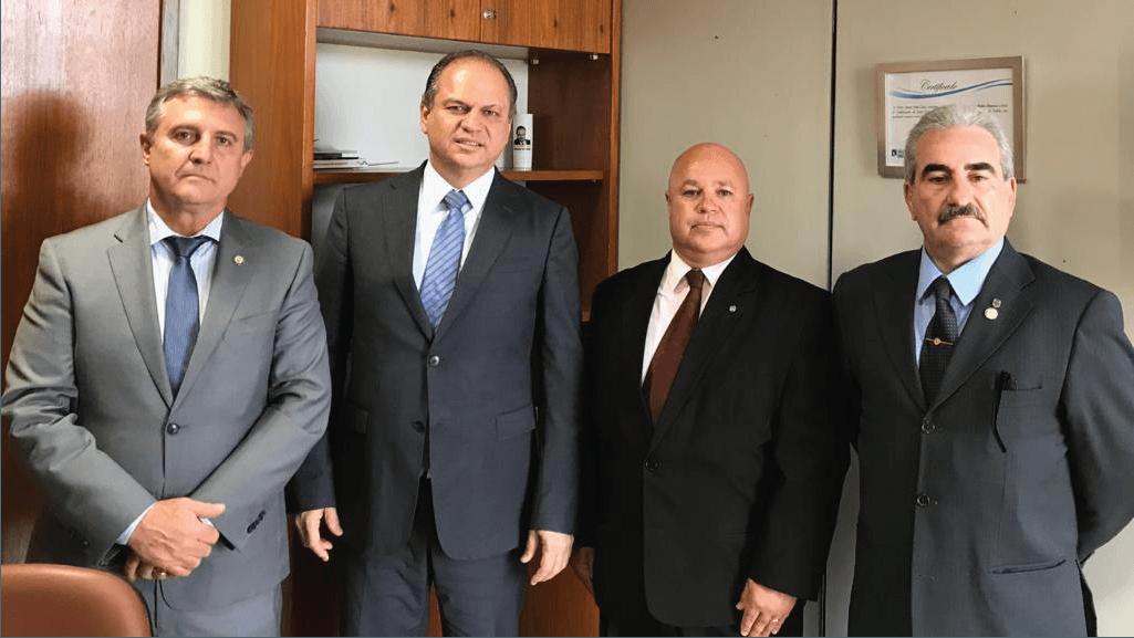 Agenda com Deputados em Brasília
