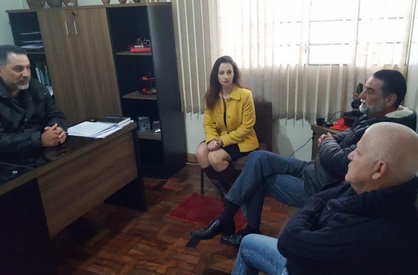 Reunião SINCLAPOL