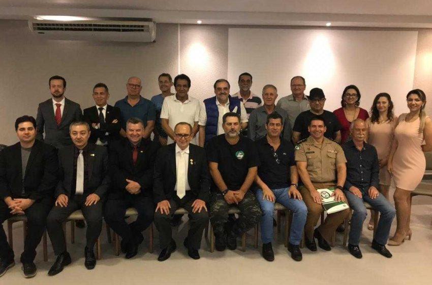 Projeto Secretarias