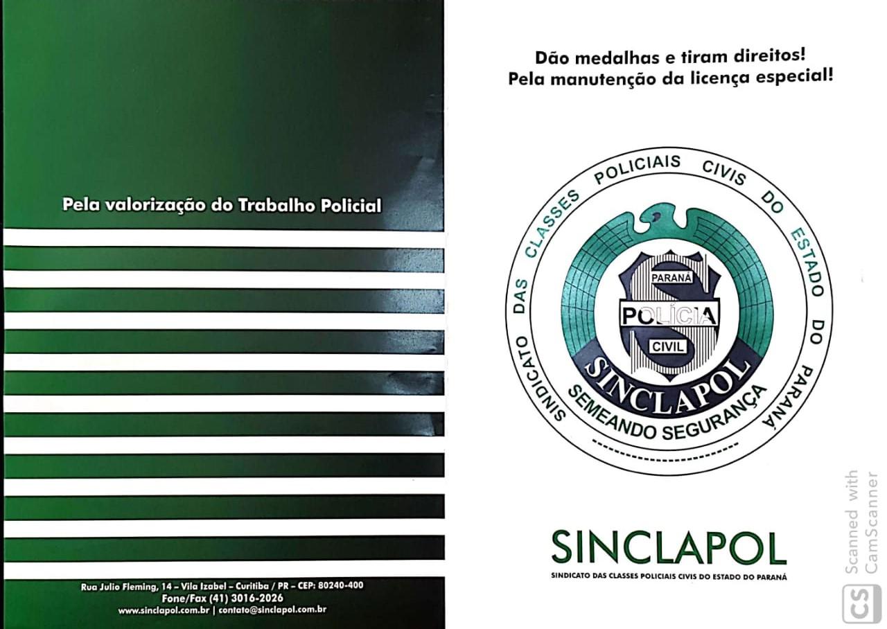 Projeto 009/2019 – Licença Especial