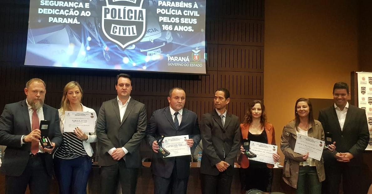 Aniversário da Polícia Civil