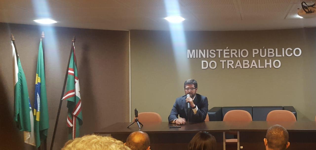 Audiência de mediação – Decreto governador
