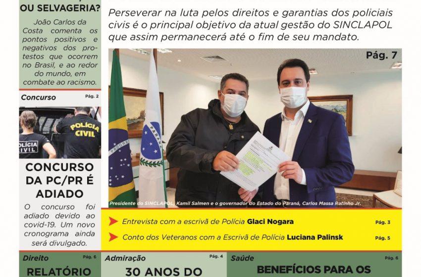 Jornal SINCLAPOL – Edição 2