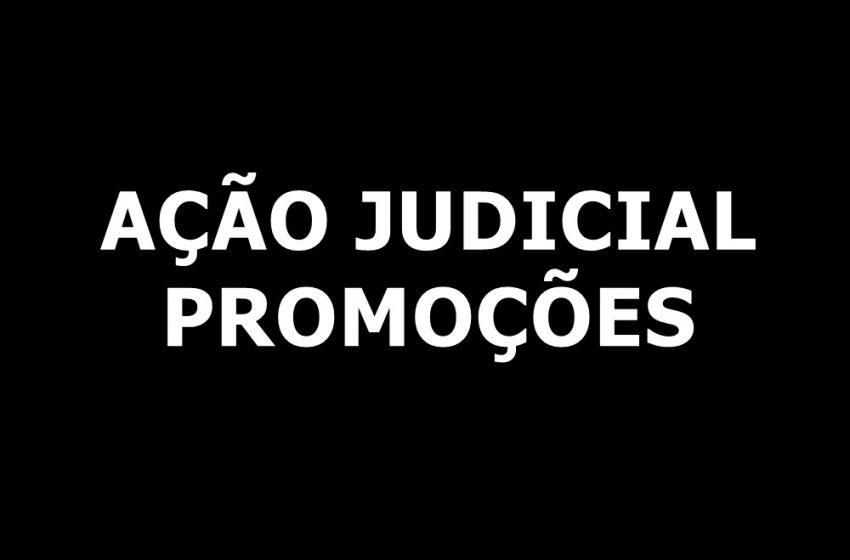 Ação Judicial Promoções
