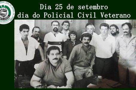 Dia do Policial Civil Veterano