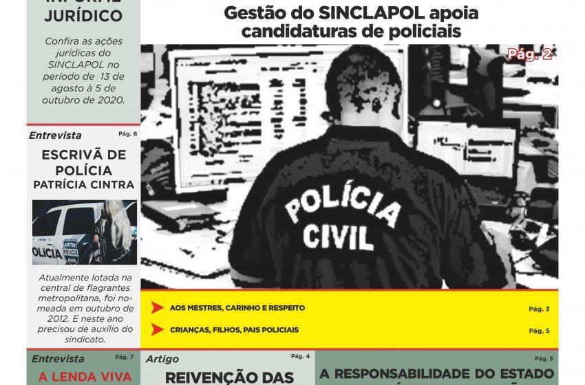 Jornal do SINCLAPOL – Edição 5