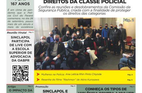 Jornal do SINCLAPOL – Edição 4