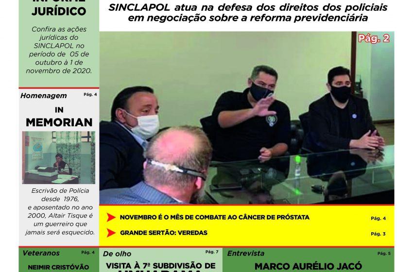 Jornal do SINCLAPOL – Edição 6