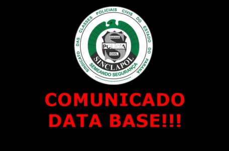 Comunicado Data base