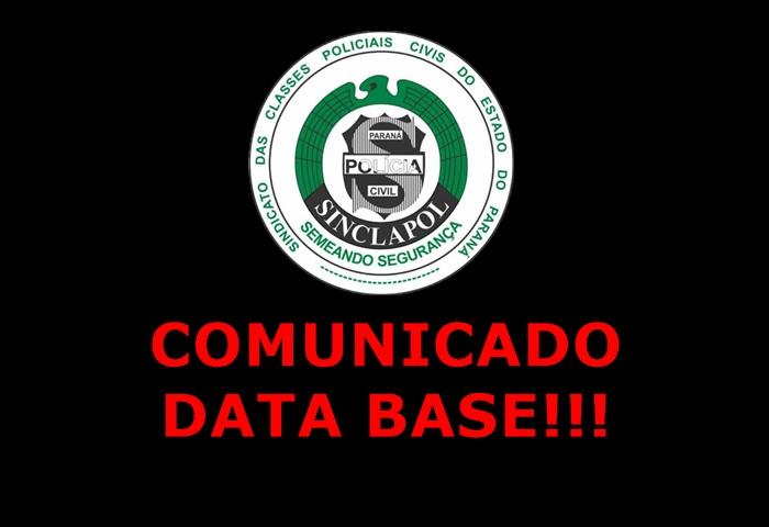 Comunicado Data base