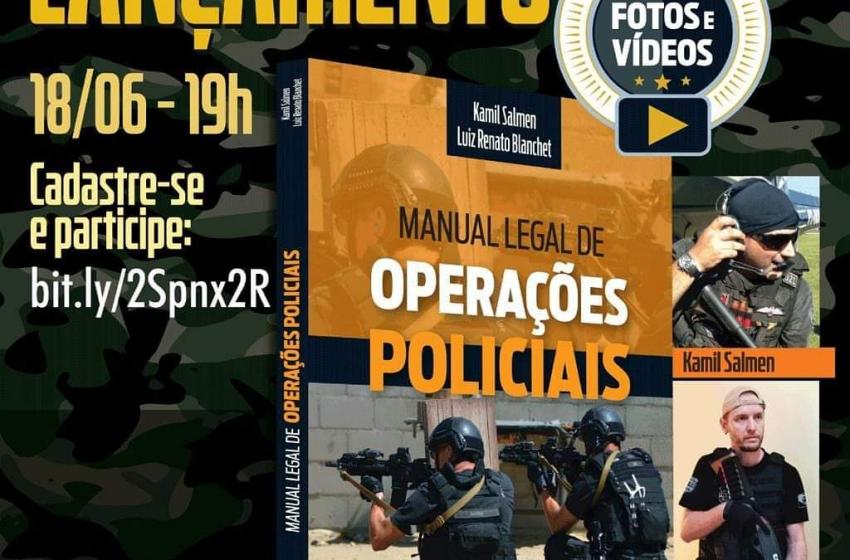 Presidente do SINCLAPOL, Kamil Salmen lança livro