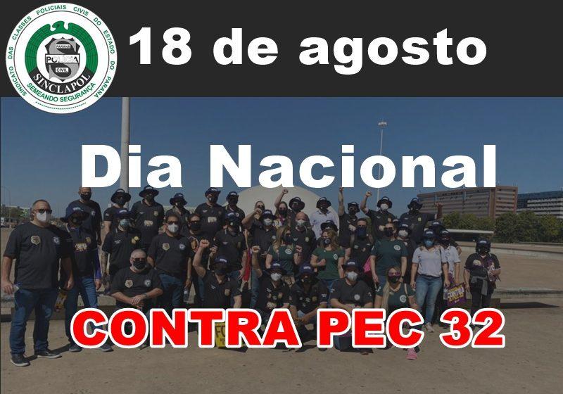 Contra a PEC 32